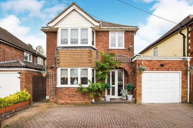 Thumbnail Detached house for sale in Elaine Gardens, Woodside, Luton, Bedfordshire