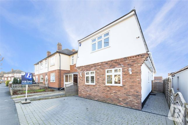 Thumbnail Detached house for sale in Vicarage Road, Hornchurch
