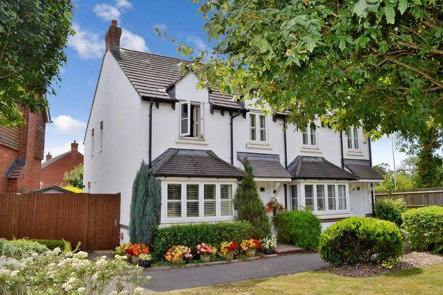 3 bedroom semi-detached house for sale in Deadmans Lane, Greenham, Thatcham