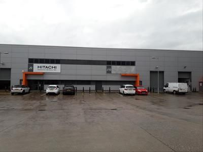 Thumbnail Light industrial to let in Unit Minworth Trade Park, Minworth, Sutton Coldfield