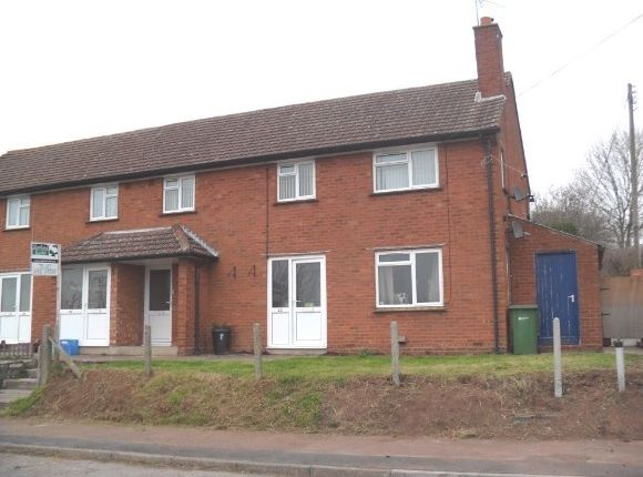 Thumbnail Flat to rent in Tump Lane, Much Birch, Hereford