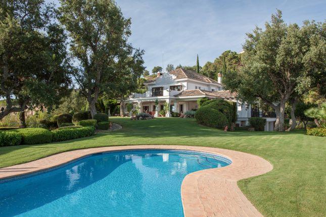 Thumbnail Detached house for sale in Benahavis, La Zagaleta, Málaga, Andalusia, Spain