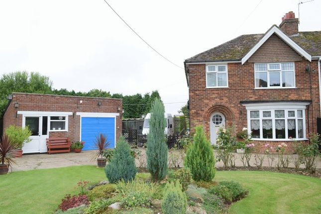 3 bed semi-detached house for sale in Bully Hill Top, Tealby, Market Rasen