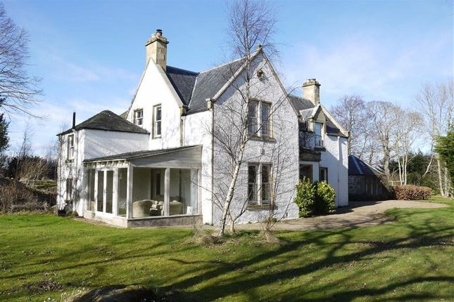 Thumbnail Detached house for sale in Ardersier, Inverness