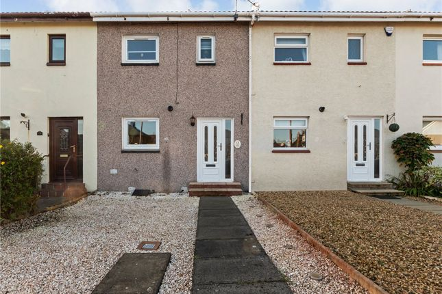Thumbnail Terraced house for sale in Ettrick Place, Ayr, South Ayrshire