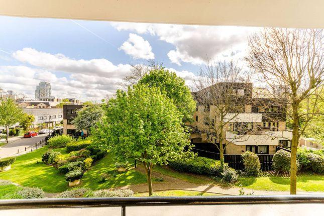 Thumbnail Flat to rent in Ericcson Close, Putney, London