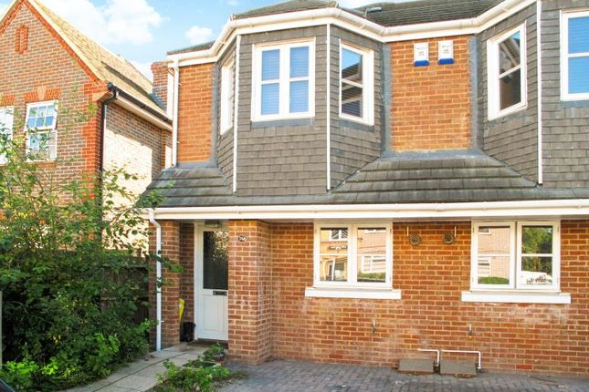 Semi-detached house for sale in Churchview Road, Twickenham