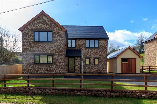 Thumbnail Detached house for sale in Tresseck Mill Road, Hoarwithy, Hereford