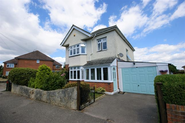 Thumbnail Detached house for sale in Droxford Road, Southbourne, Bournemouth