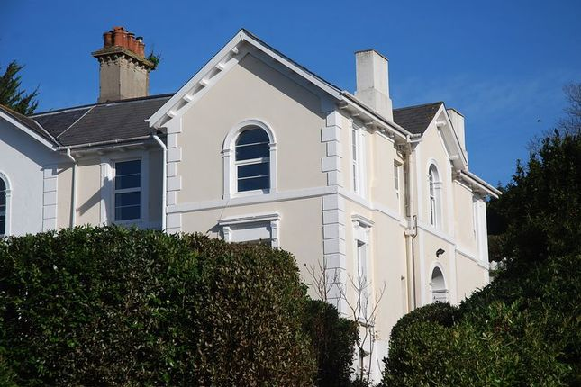 Thumbnail Flat for sale in St. Matthews Road, Torquay