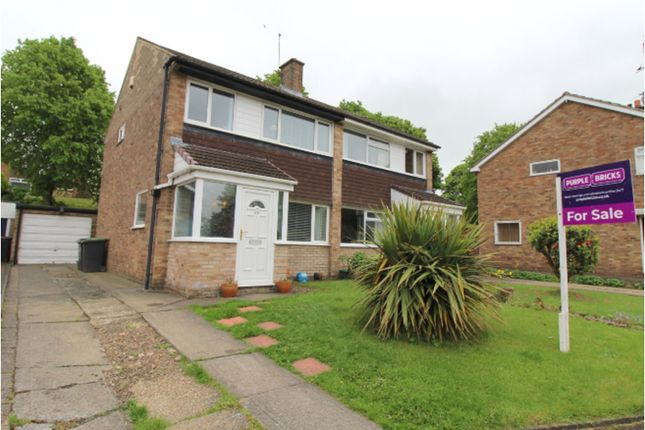 Thumbnail Semi-detached house for sale in Briardene, Newcastle Upon Tyne