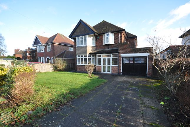 Thumbnail Detached house for sale in Rolleston Road, Burton-On-Trent