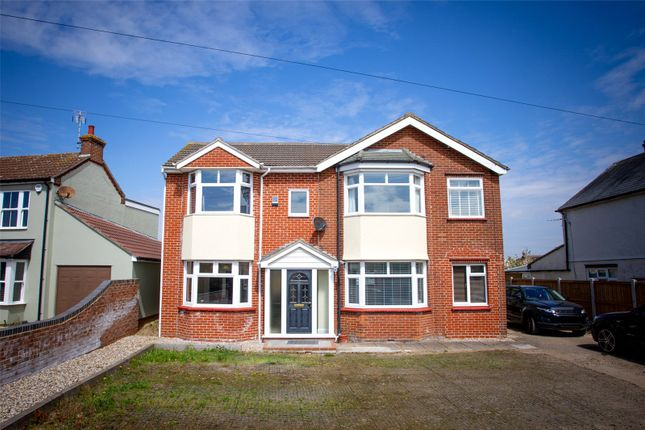 Thumbnail Detached house for sale in Abbotts Road, Colchester, Essex