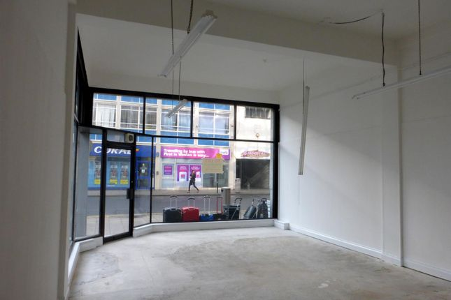 Internal Front of The Sovereign Centre, High Street, Weston-Super-Mare BS23