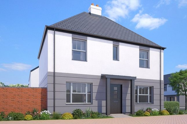 Thumbnail Detached house for sale in The Lodge, Greenspire, Clyst St Mary, Exeter, Devon