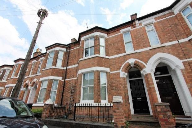 Thumbnail Terraced house to rent in Camberwell Terrace, Leamington Spa