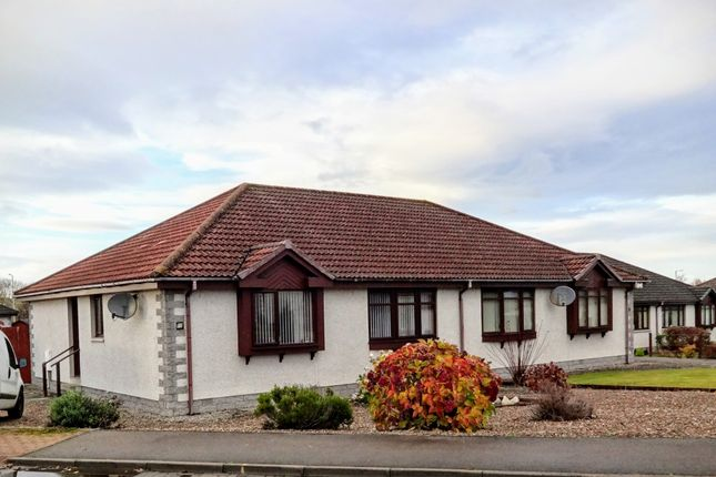 Thumbnail Semi-detached bungalow for sale in 11 Miller Road, Inverness