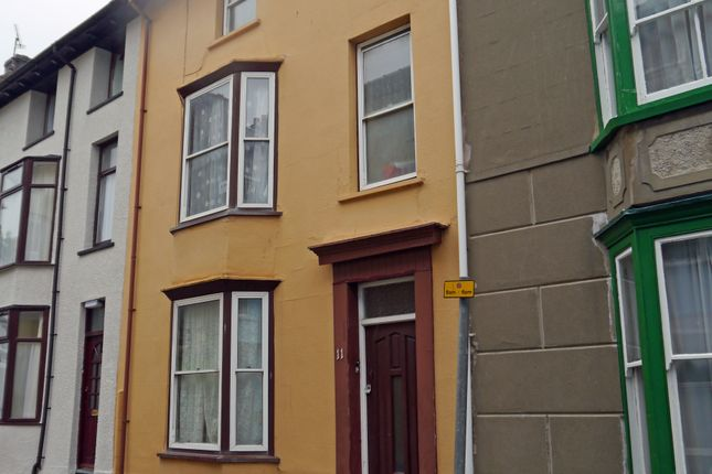 Thumbnail Maisonette to rent in George Street, Aberystwyth