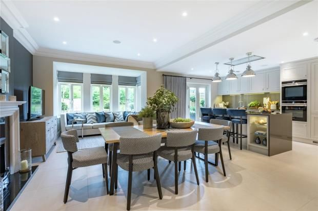 Thumbnail Detached house for sale in Jubilee Meadows, Taplow Riverside, Taplow
