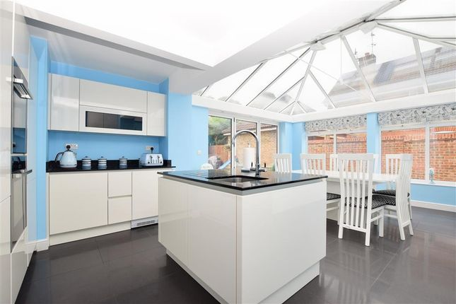 Thumbnail Detached house for sale in Ashdon Close, Hutton Poplars, Brentwood, Essex