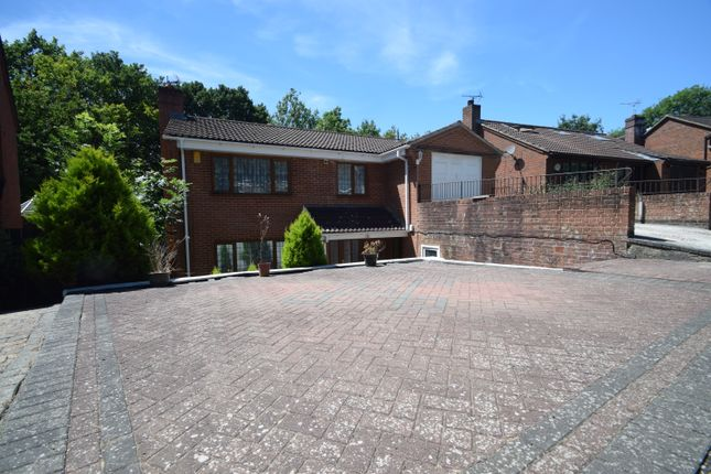 Thumbnail Detached house for sale in Oakleigh Close, Walderslade, Chatham