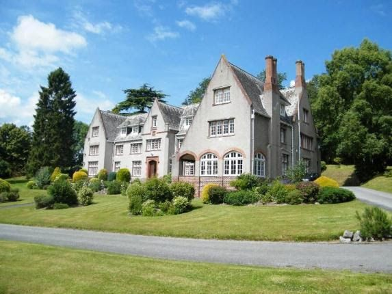 Thumbnail Flat for sale in Corwen Road, Ruthin