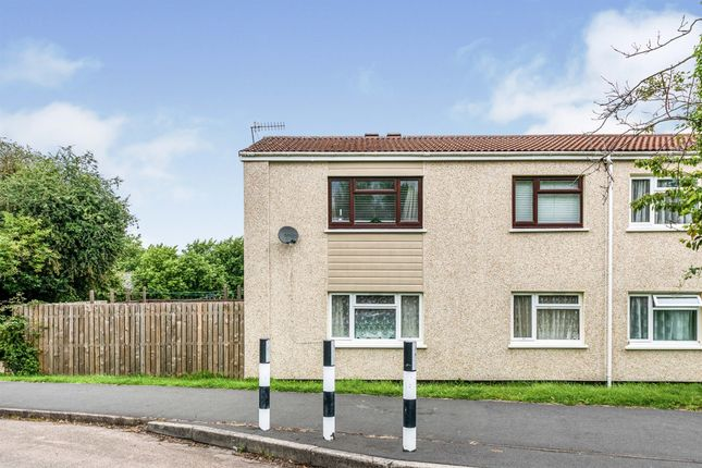 Thumbnail Flat for sale in Trevelyan Court, Caerphilly
