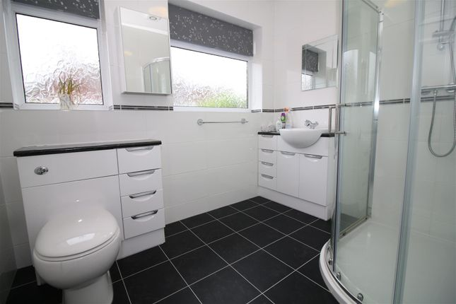 Shower Room of Mews Lane, Calverton, Nottingham NG14