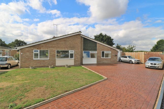 Thumbnail Semi-detached bungalow for sale in Alfells Road, Elmstead, Colchester, Essex