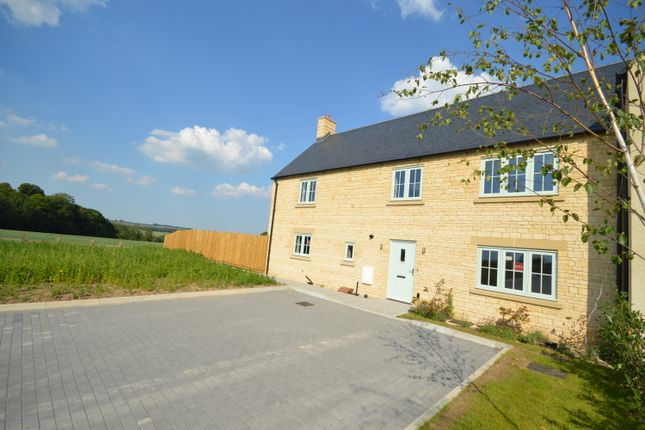Thumbnail Mews house for sale in 8 Windrush Heights, Little Windrush, Burford, Gloucestershire
