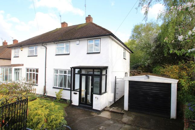 Thumbnail Semi-detached house to rent in Rushet Road, Orpington