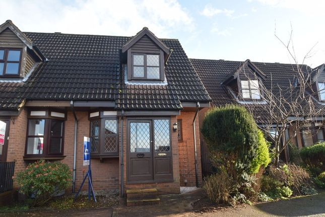 2 bed terraced house to rent in School Green, Clutton, Chester