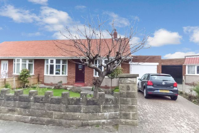Thumbnail Bungalow for sale in Parkfield, Seaton Sluice, Whitley Bay