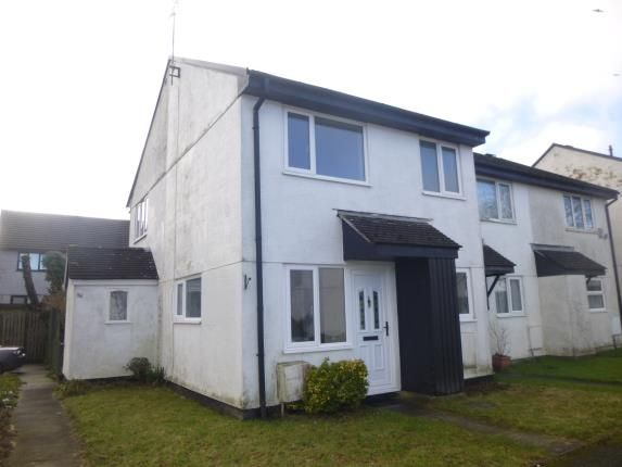 Thumbnail End terrace house for sale in Callington, Cornwall, England