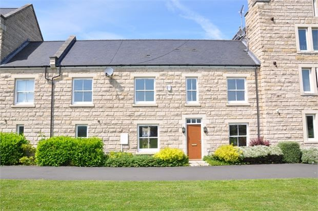 Thumbnail Terraced house for sale in Chains Drive, Corbridge