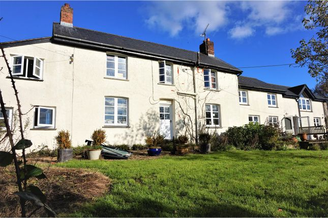 Thumbnail Property for sale in Witheridge, Tiverton