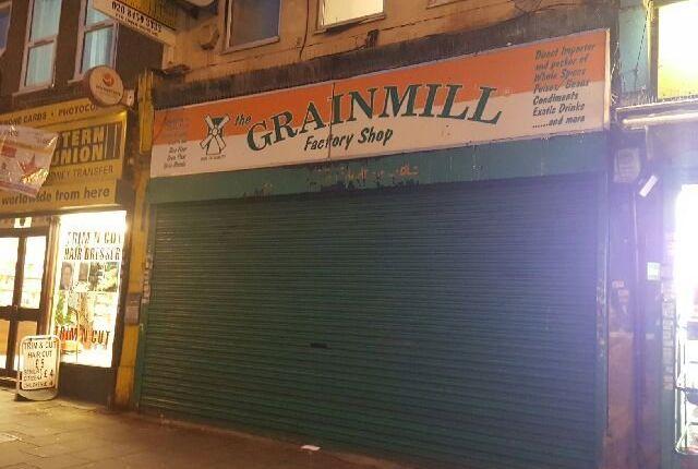 Thumbnail Retail premises to let in Ealing Road, Wembley
