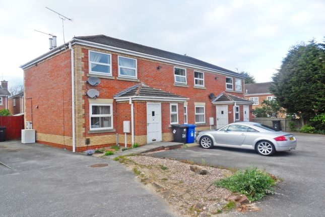 Thumbnail Maisonette to rent in Roseheath Close, Sunnyhill, Derby