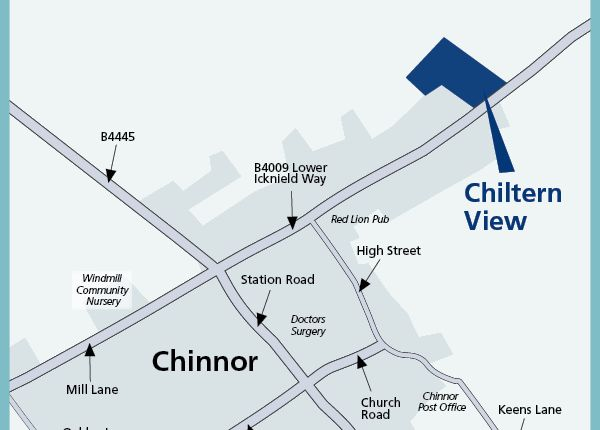 """Thumbnail Property for sale in """"The Epsom II"""" at Lower Icknield Way, Chinnor"""