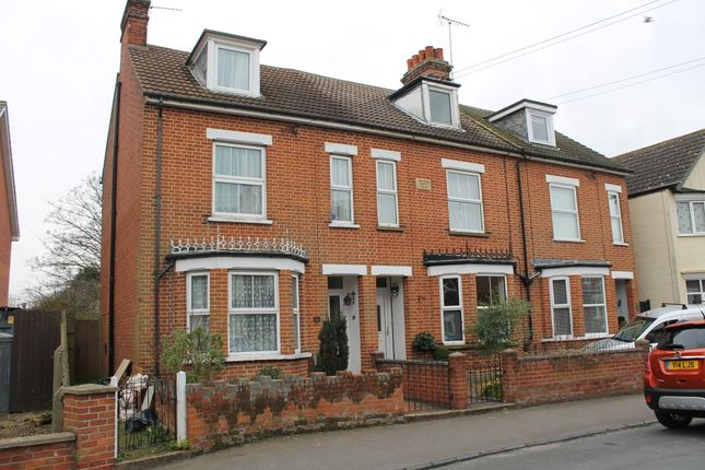 4 bed end terrace house for sale in Gainsborough Road, Felixstowe