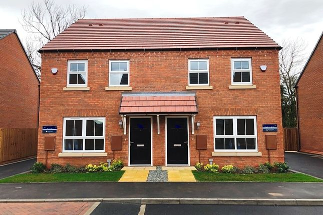 3 bed semi-detached house for sale in Garner Way, Fleckney, Leicestershire LE8