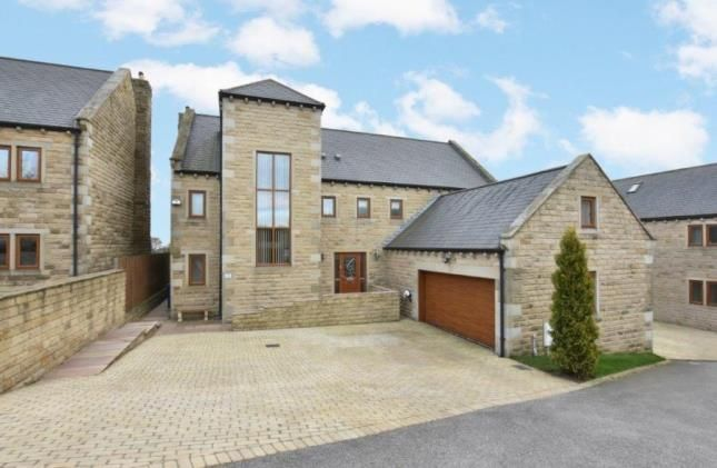 Thumbnail Detached house for sale in Knoll Close, Thurgoland, Sheffield, South Yorkshire