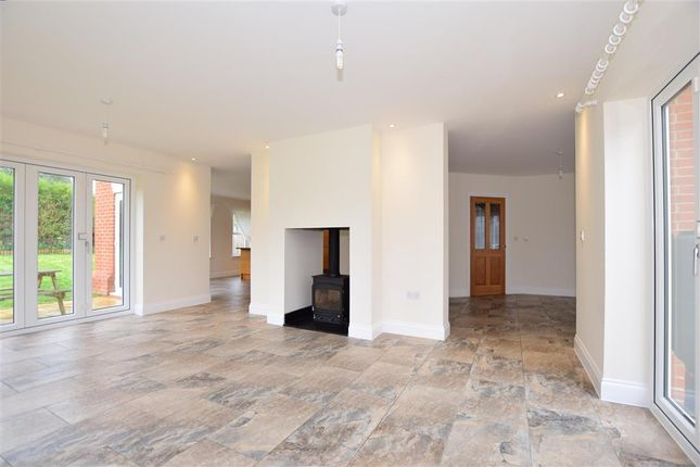 Thumbnail Detached house for sale in Eversley Park, Folkestone, Kent