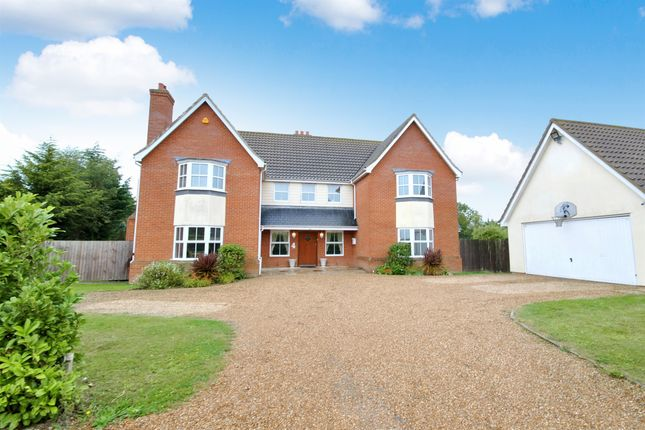 Thumbnail Detached house for sale in St Peters Court, Bradwell-On-Sea, Southminster