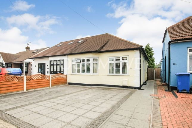 Thumbnail Bungalow for sale in Chepstow Avenue, Hornchurch