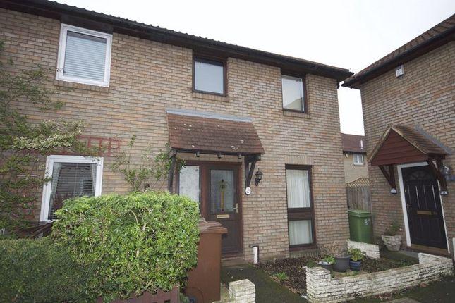 Thumbnail Terraced house to rent in Strathnairn Street, London