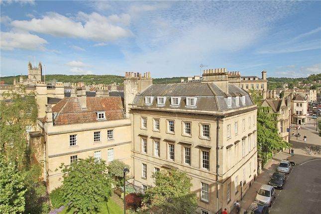 Thumbnail Flat for sale in Chandos House, 27-28 Westgate Buildings, Bath, Somerset