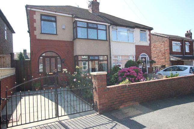 Thumbnail Semi-detached house for sale in Park Street, Haydock, St. Helens