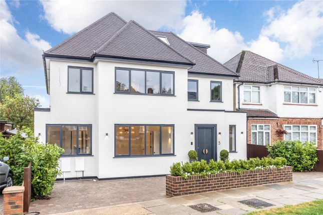 Thumbnail Detached house for sale in Dovercourt Gardens, Stanmore