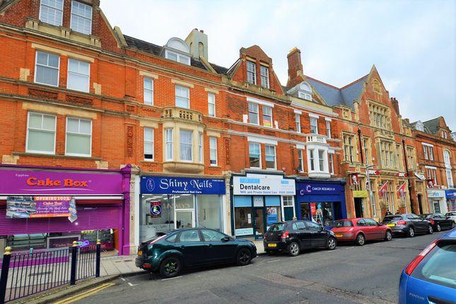 2 bed maisonette to rent in Sandgate Road, Folkestone, Kent